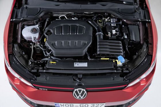 Volkswagen Golf GTI Engine